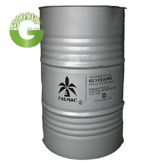 C3H8O3 - Glycerin 99.5%, Indonesia, 250kg/phuy