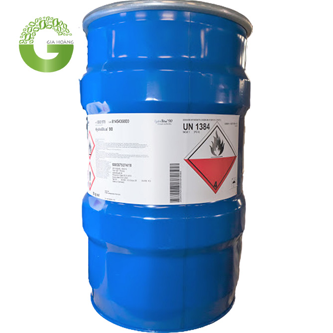 Na2S2O4 - Sodium Hydrosulphite (Tẩy Đường), Trung Quốc, Đức, 50kg/thùng