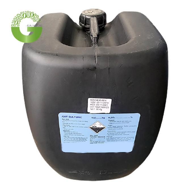 Giá Hóa chất xử lý nước thải H2SO4